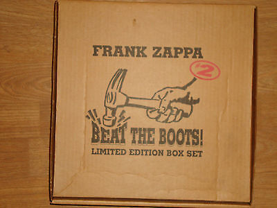 Frank Zappa Beat the Boots #2 Box Set