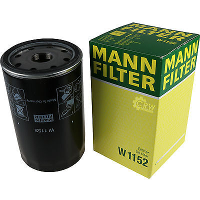 Genuine mann-filterw 1152 Oil Filter
