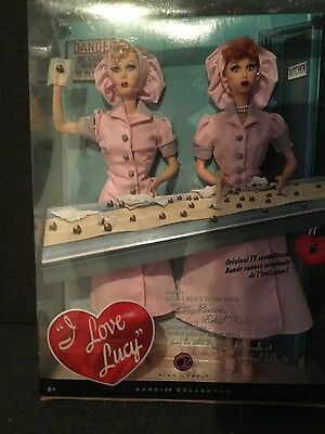 Barbie I love Lucy NRFB