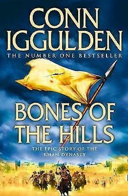 Bones of the Hills (Conqueror, Book 3) by Conn Iggulden Paperback BRAND NEW BOOK