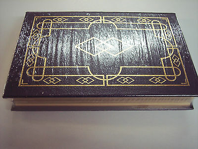 """Mike Piazza Signed First Ed Easton Press Leather Bound Book """"long Shot"""" Last One"""