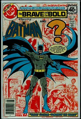 DC Comics The BRAVE And The BOLD #150 BATMAN And ? (SUPERMAN) VFN 8.0