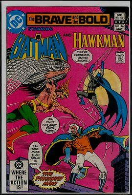 DC Comics The BRAVE And The BOLD #186 BATMAN And HAWKMAN FN/VFN 7.0
