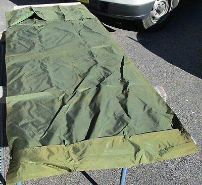 Army mattress, outer
