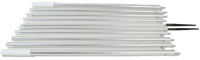 """Lee's Tackle AP3916XS - 16 ft EXTRA STRONG Outrigger Poles - 1 5/8"""" I.D."""