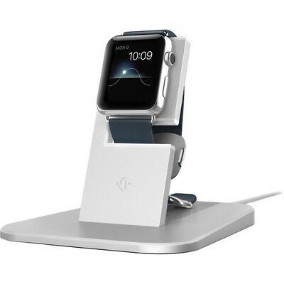Twelve South Hi-Rise for Apple Watch Silver Brand New in Box