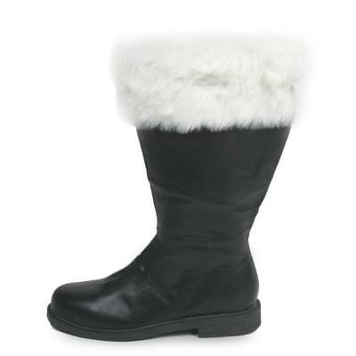 Santa Adult Boots by PleaserUSA