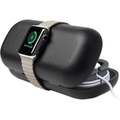 Twelve South TimePorter for Apple Watch travel case Black New in Box