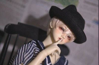 Cute Cat Ear Round Top Hat 3 Colors For 1/6 YOSD Doll Accessories CP4