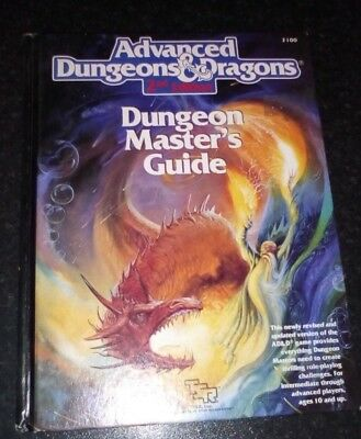 Advanced Dungeons & Dragons Dungeon Master's Guide  2100