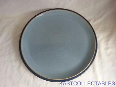 Denby Blue Jetty Dinner Plate - Free UK Delivery