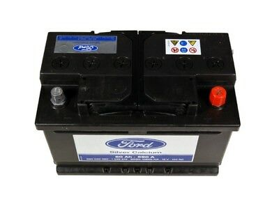 Ford Autobatterie 12V 60Ah 590A FORD 1672942