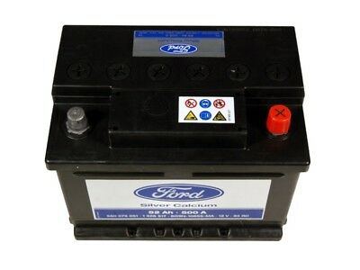 Ford Autobatterie 12V 52Ah 500A FORD 1672941