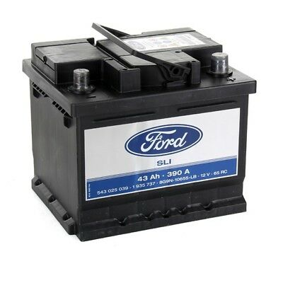Ford Autobatterie 12V 43Ah 390A FORD 1935737
