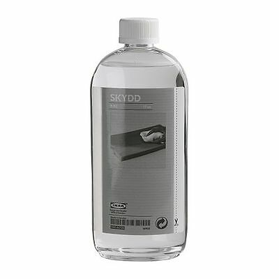 Wood Oil 500ml Treatment Oil for Chopping Board Food Safe Mineral Oil  IKEA NEW