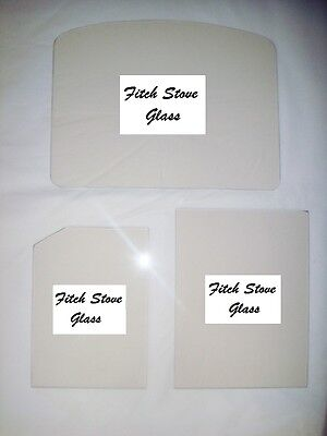 Country Kiln   Woodburning Stoves Ltd Stove Replacement Glass-Various Models