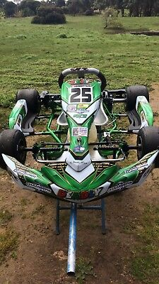Deadly x4 Junior rolling chassis
