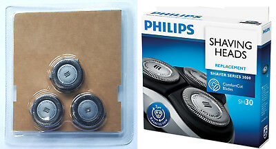 PHILIPS SH30/50 Scherkopf, SP 3-er Set für Shaver 3000 Series