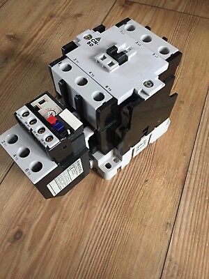 TAIAN CN-50 70 Amp Contactor & RNN-80A3 Overload 37 - 50 Amp