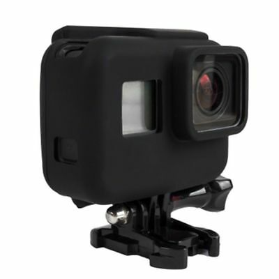 Gopro Hero 5 Black 6 in 1 Case Protection Film Lens Cap Camera Accessories Kit