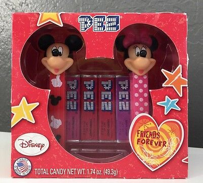 PEZ: Disney  Mickey and Minnie Mouse Forever Friends (2014)