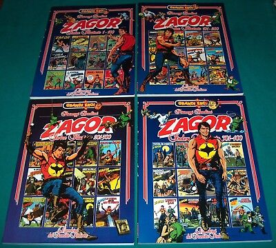 Zagor-Index -1-2-3-4- Ottimi !