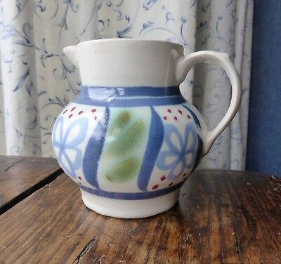 Buchan Portobello Scottish Stoneware Jug.