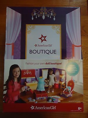 American Girl  Doll Petite Boutique Play Set - Brand New Ages 8+