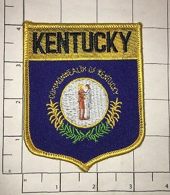 Kentucky Patch - Travel Souvenir