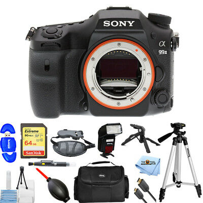 Sony Alpha a99 II 42MP DSLR Camera (Body Only)!! PRO BUNDLE BRAND NEW!!