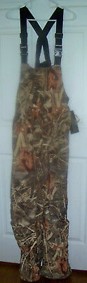 NEW Camo Coveralls X-Large Gander Mountain Guide Series