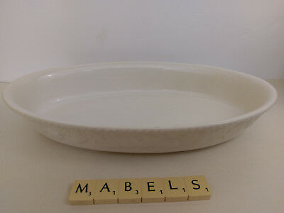 BHS ~LINCOLN~ oval vegetable dish