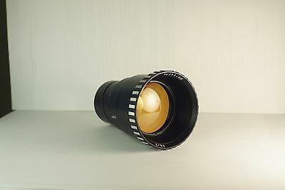 HELIOS F-92 2/92 Cinema Projector Lens 24x36 mm  MADE IN USSR