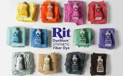 Rit DyeMore for Synthetic Fibers