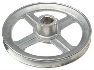 """Die Cast 5"""" x 3/4"""" V-Grooved Pulley"""