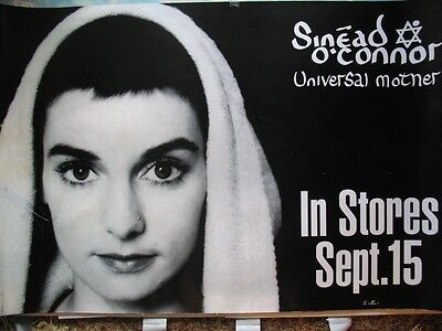 Sinead O'Connor Concert Poster