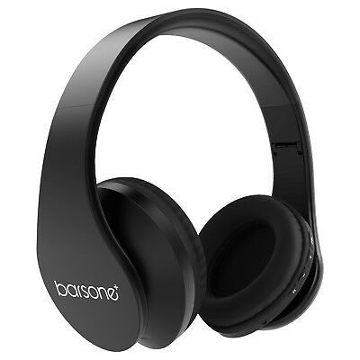 Bluetooth Foldable Over-ear Headphone Wired/Wireless Stereo Headset