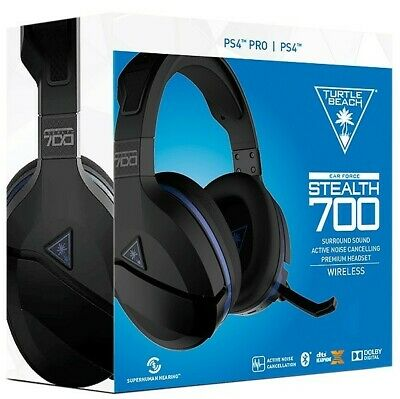 PS4 Turtle Beach Ear Force Stealth 700  Brand New