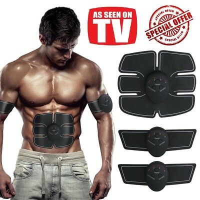 ABS STIMULATOR PRO V2.0 - As Seen On TV / Full Kit Included ! The Original !