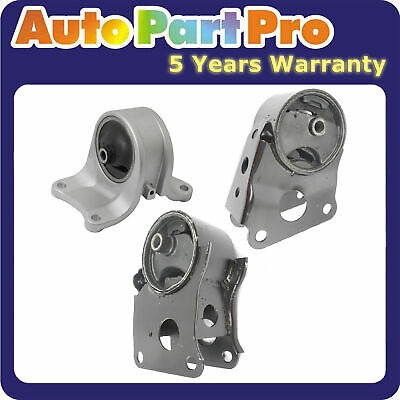 New Engine Motor Mount For 02-06 Nissan Altima 2.5L Front 11270-8J000 7340
