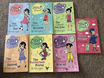 Billie B Brown 7 X Book Collection by Sally Rippin (Paperback, 2012)