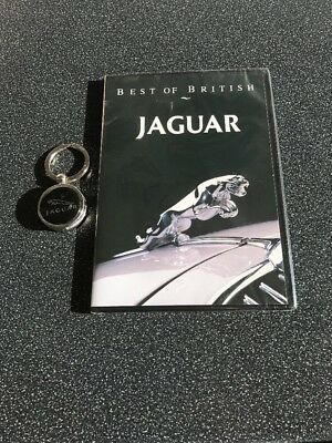 Jaguar Key Ring & DVD
