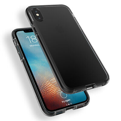 NOVADA X-SPORT Military Grade Shockproof Tough Hybrid Case for iPhone X & XS