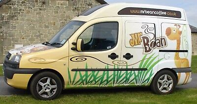 Well-established Specialist Mobile Coffee Van Business Operating in North Dorset