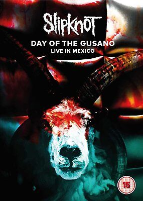 Slipknot - Day Of The Gusano TRIPLE VINYL/DVD SET NEW/ MINT (20TH OCT)