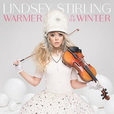 Lindsey Stirling	Warmer in the Winter CD ALBUM NEW (20TH OCT)