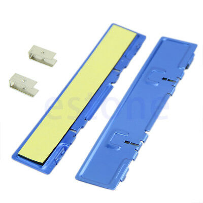 Hot DDR2 RAM Memory Cooler Heat New Blue Spreader Heatsink