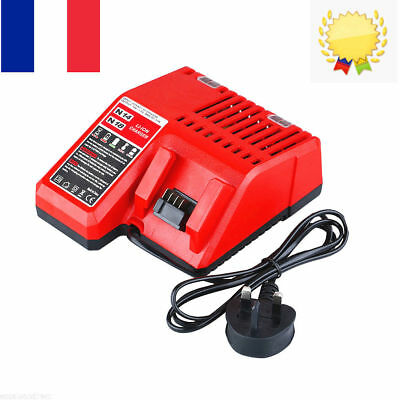 Milwaukee M18X 18V Batterie Chargeur pour 48-59-1812 48-59-1840 Lithium-ion Neuf