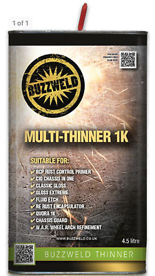 1K Single Pack Multi-Thinner Buzzweld 1000ML 1L Universal Thinners RCP CIO FCP
