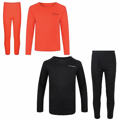 Dare2b Cool Off III Kids Base Layer Set Thermal Top & Trousers Boys Girls